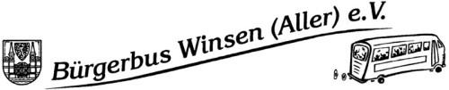 Logo Bürgerbus Winsen (Aller) e.V.