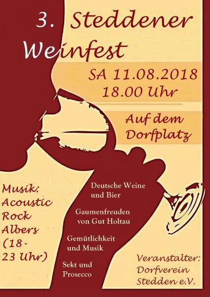 Weinfest_Stedden_2018
