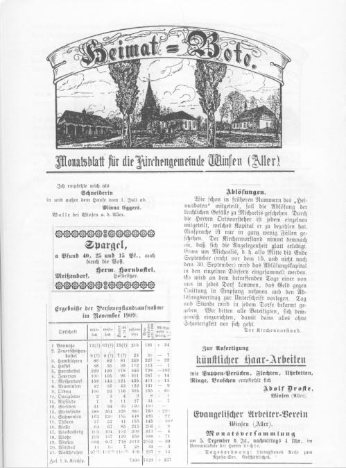 1908 - Heimatbote